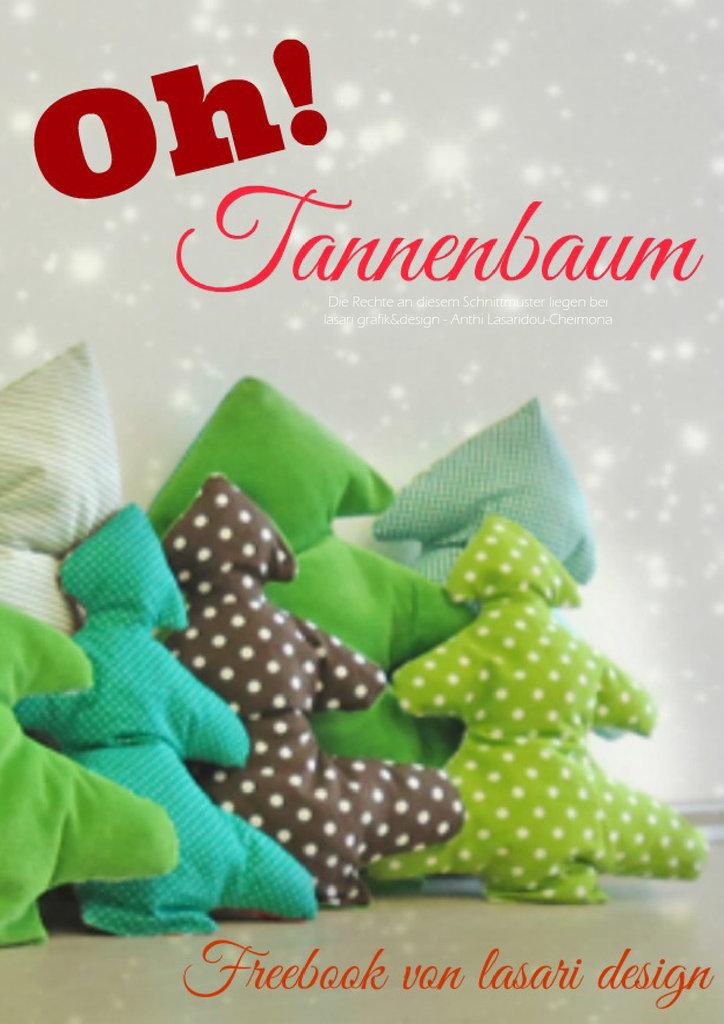 Oh Tannenbaum! Kissen E-Book